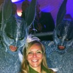 Fascinating Creatures at Vienna's Lifeball