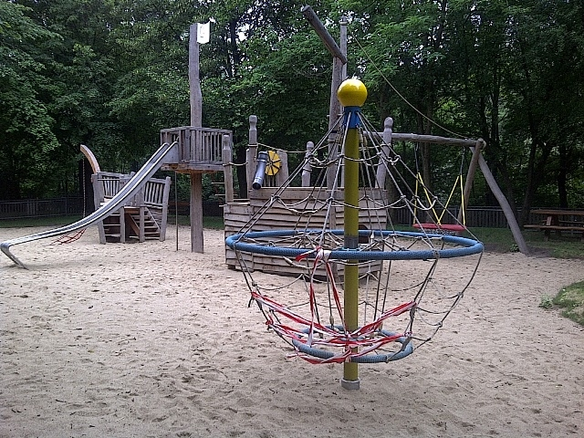 Prater is full of playgrounds