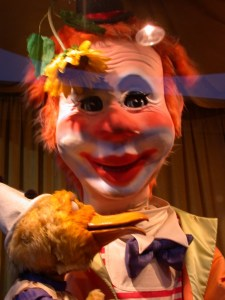 Prater Clown fit for Villacher Fasching