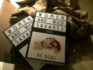Women and Wild Savages Book