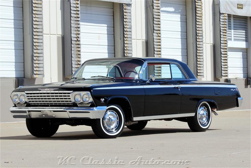 1962 CHEVROLET IMPALA SS 409 4SPD RESTORED for sale  Muscle Cars     1962 Chevrolet Impala SS 409 4spd Restored