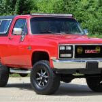 1983 Chevrolet K10 Blazer Lifted And Awesome For Sale Muscle Cars Collector Antique And Vintage Cars Street Rods Hot Rods Rat Rods And Trucks For Sale By Kc Classic Auto In Heartland