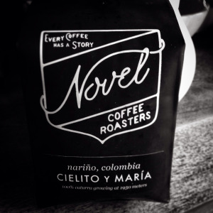 Novel Coffee Roasters Cielito y Maria