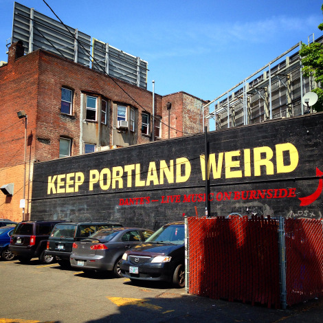 24 Hours of Coffee and Food In Portland – Part 1
