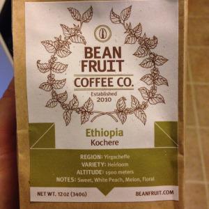 BeanFruit Coffee Co. Ethiopia Kochere