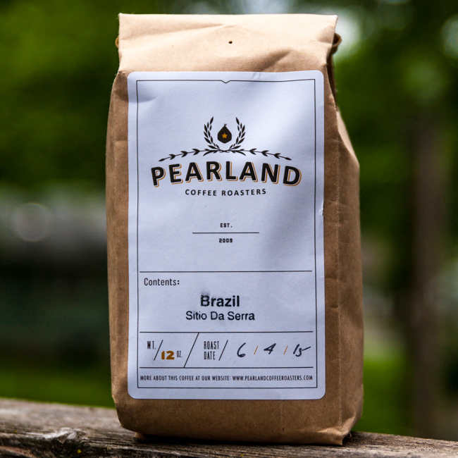 Pearland Coffee Roasters Brazil Sitio Da Serra