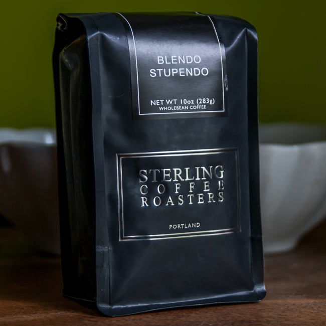 Sterling Coffee Roasters Blendo Stupendo