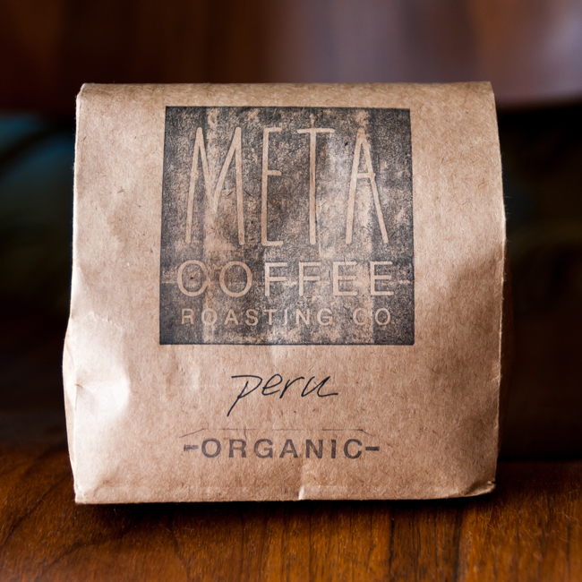 Meta Coffee Roasting Co. Organic Peru La Florida