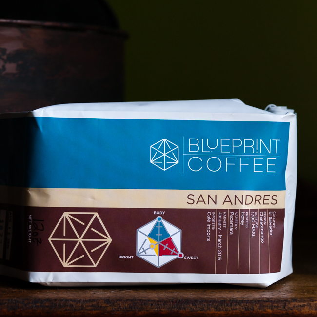 Blueprint Coffee San Andres