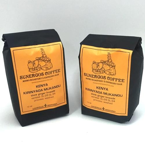 Sunergos Coffee Kenya Kirinyaga Mukangu