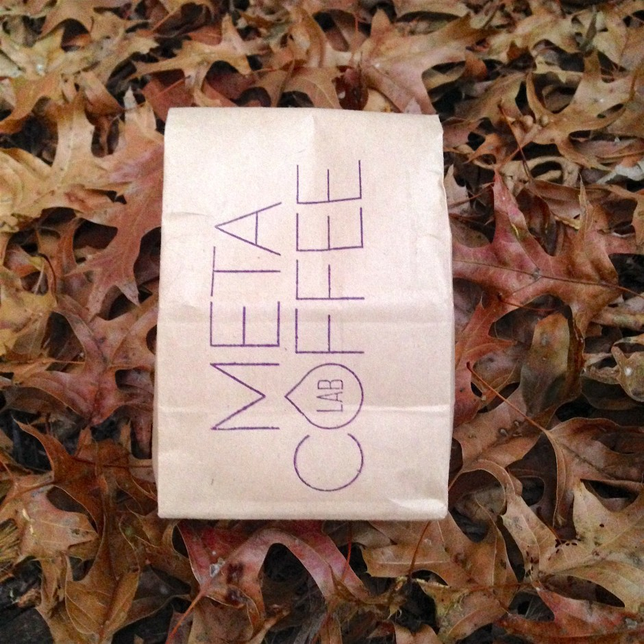 Meta Coffee Lab Bag
