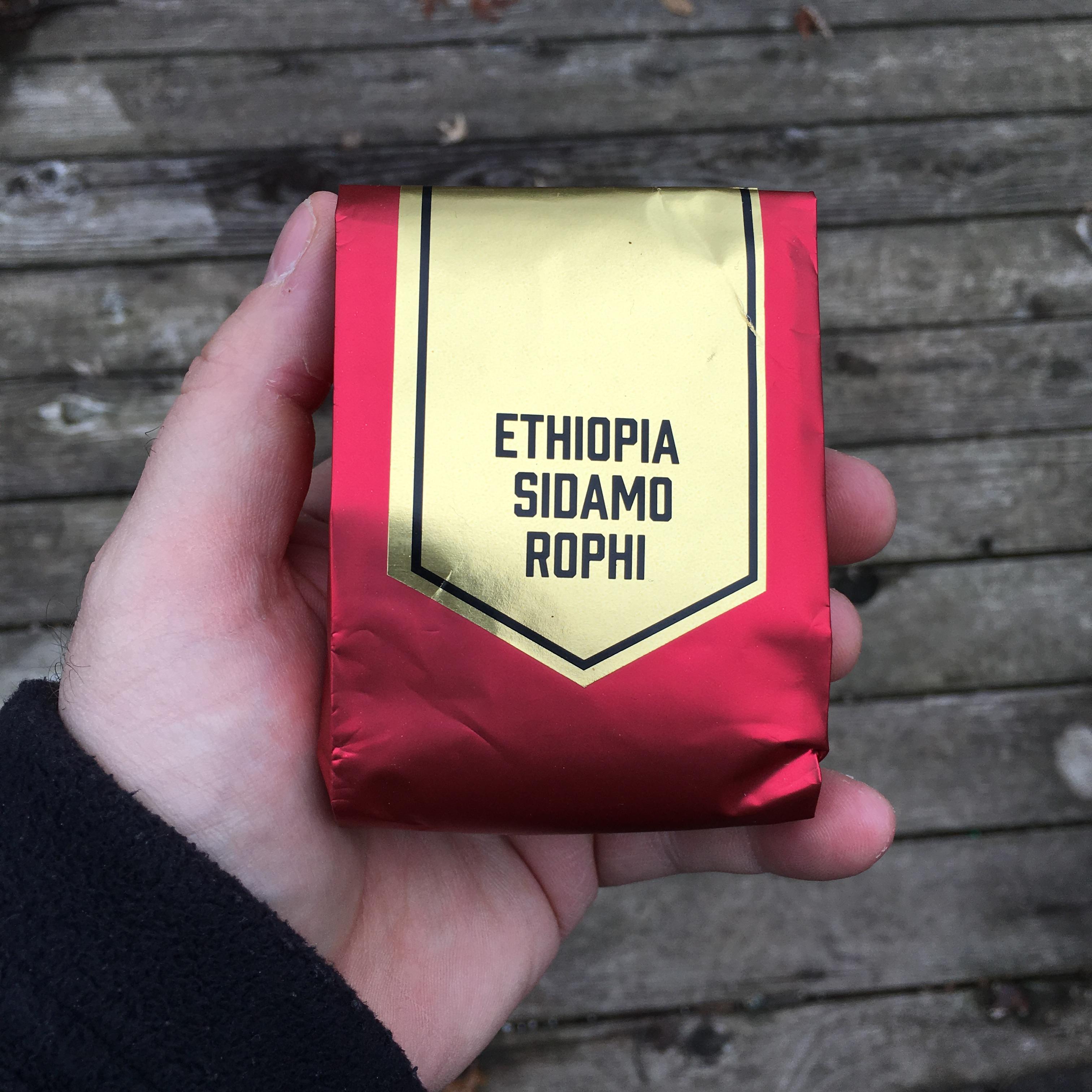 Holy Schmidt Ethiopia Sidamo Rophi