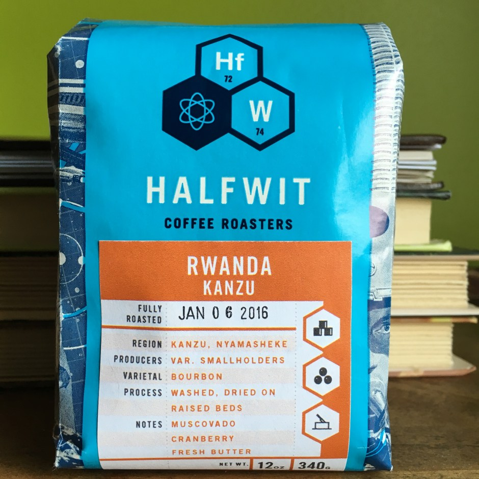 Halfwit Rwanda Kanzu