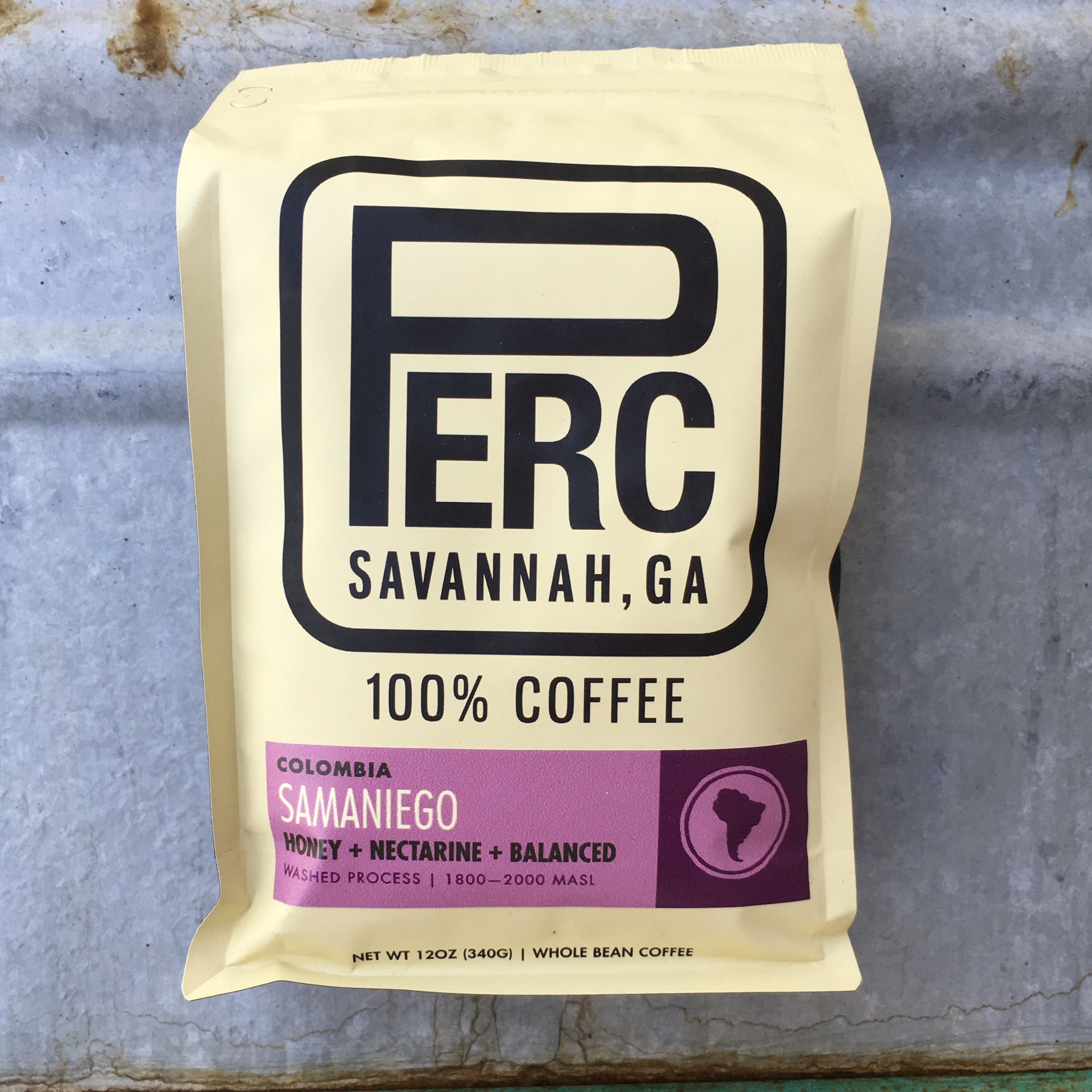 Perc Coffee Roasters Colombia Samaniego