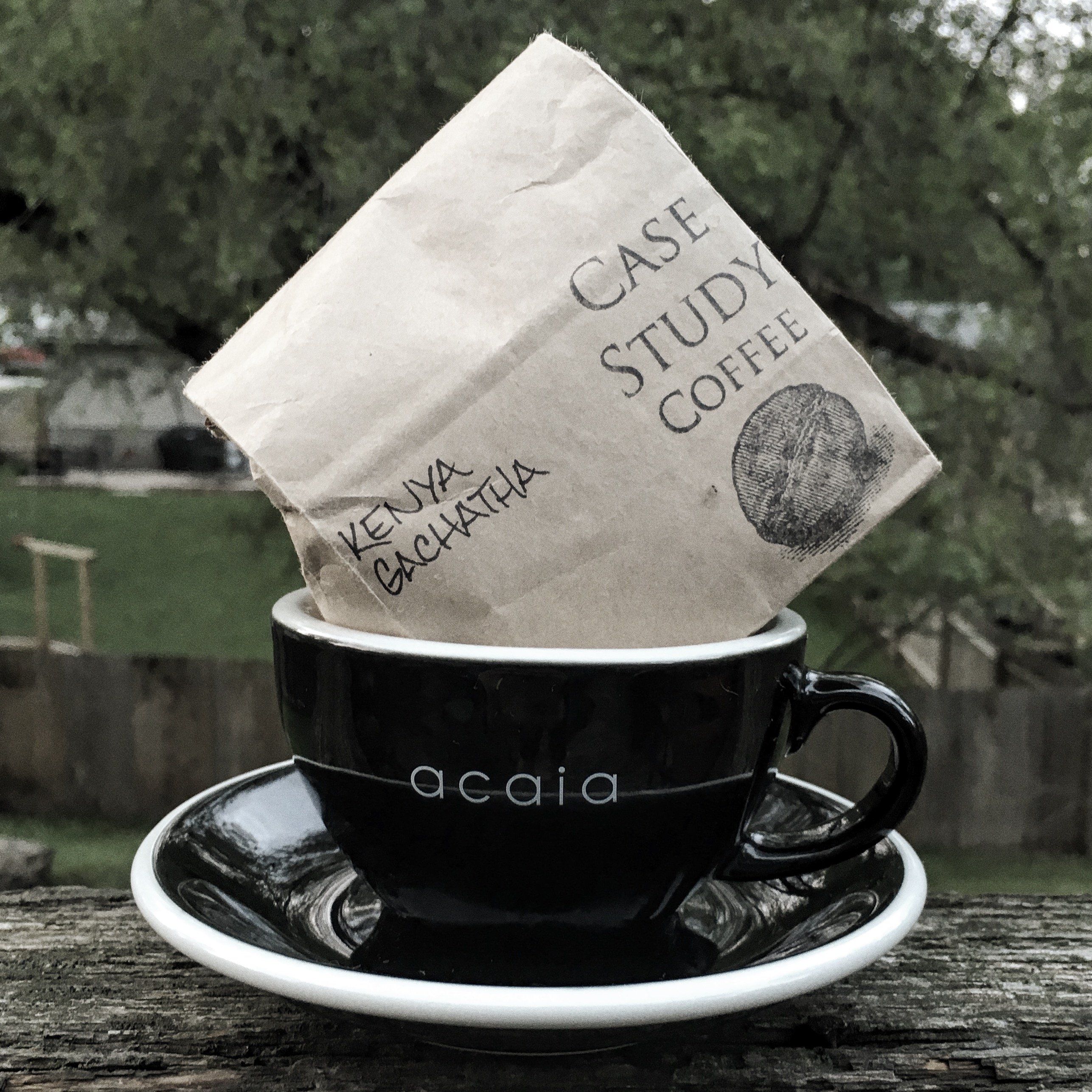 Case Study Coffee Roasters Kenya Gachatha
