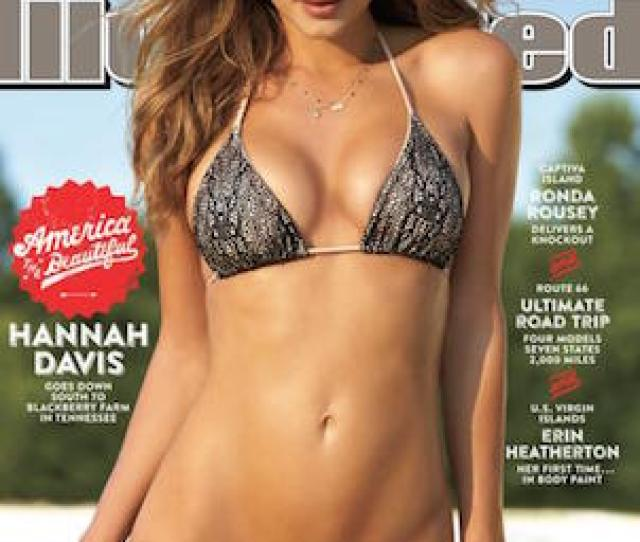Hannah Davis Sports Illustrated Swimsuit Cindy