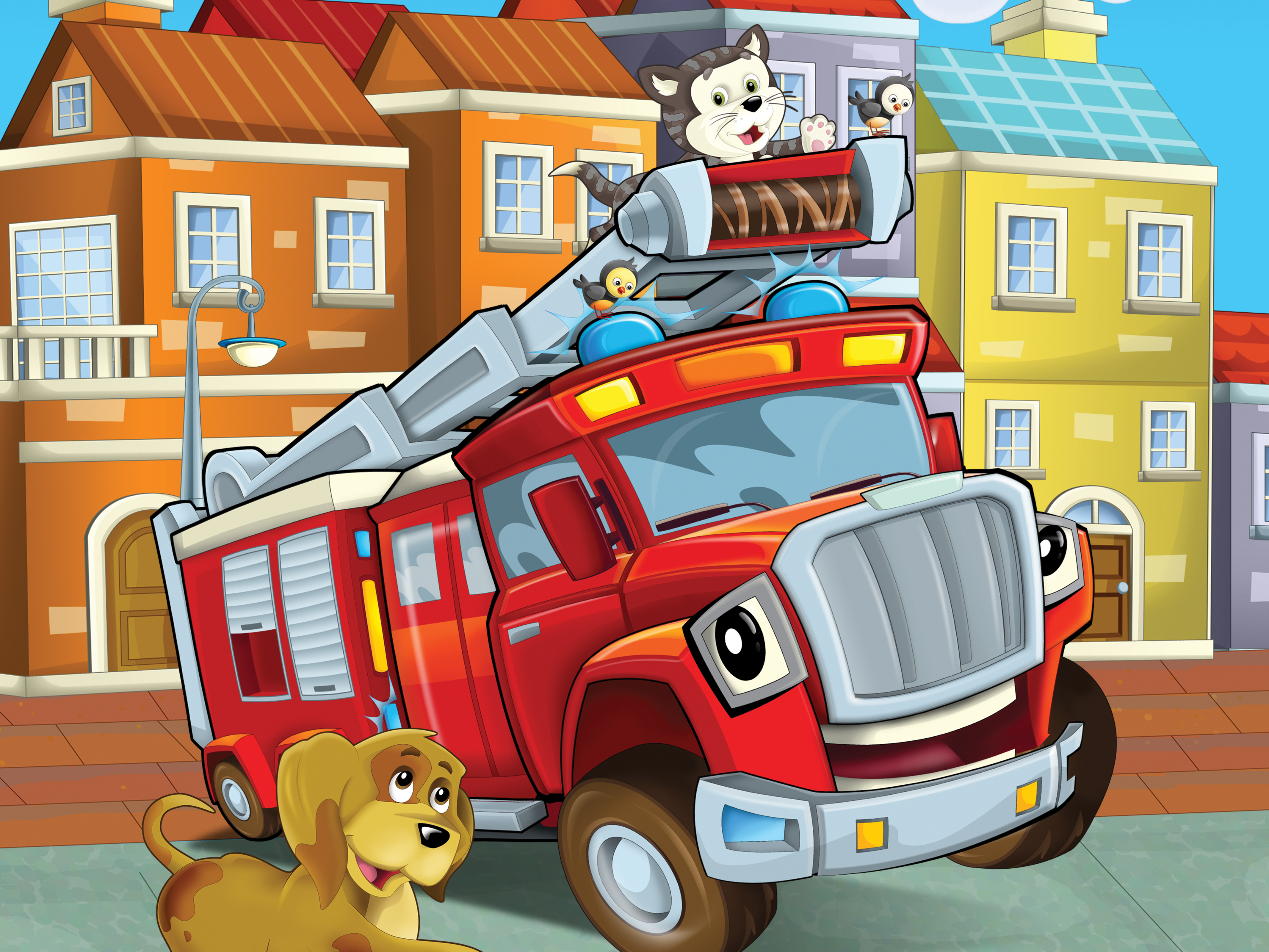 Fire Safety For Preschool Amp Elementary Kids