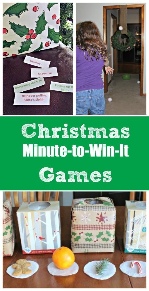 Christmas Game For Kids Gingerbread Scavenger Hunt