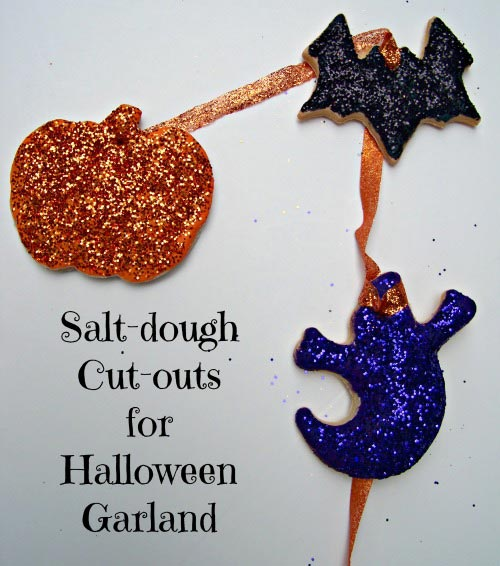 Halloween Decorations for Kids to make