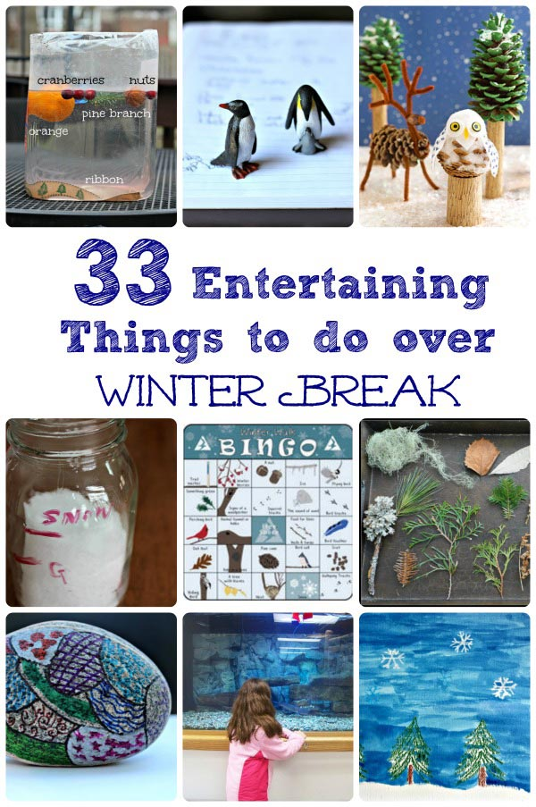 33 Fun Things To Do In The Winter Inside Amp Outside