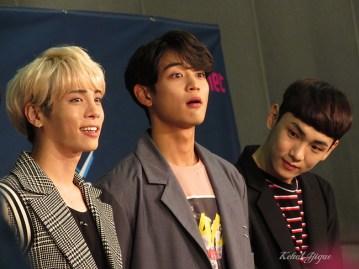 Shinee kcon la 16 Jonghyun choi minho key 5684-kcj