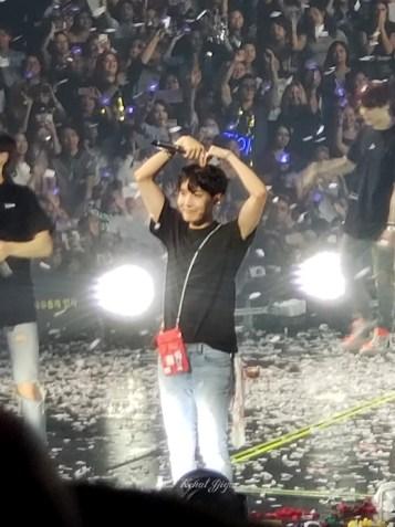 BTS - hoseok - 2018 Love Yourself Tour 3