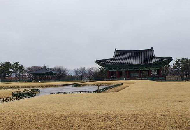 Busan day 4 - Gyeongju Donggung Palace 4