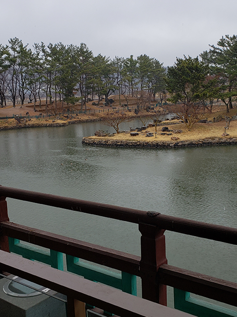 Busan day 4 - Gyeongju Donggung Palace 6