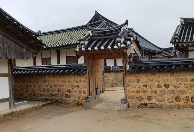 Busan day 4 - Gyochon Traditional Village 10