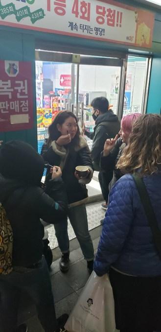Seoul - Day 1 - Food Tour19 - 19