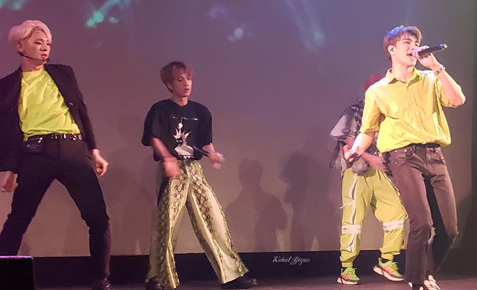 Vanner - Denver - Haeseong - Taehwan - Ahxian 2