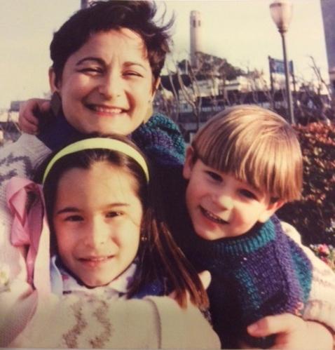 CR Carmela and kids