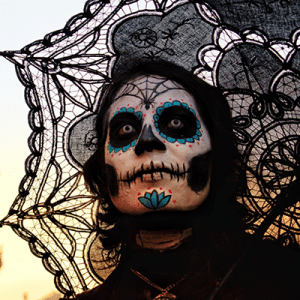 grief support and day of the dead