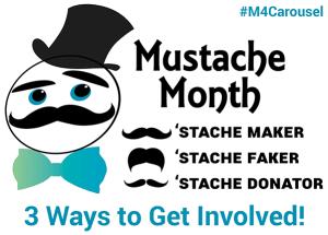 Mustache Month