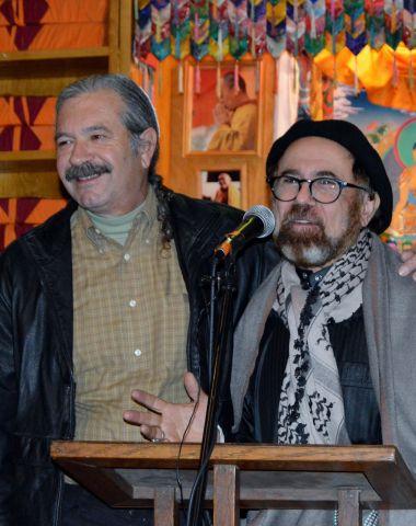 Jewish and Muslim prayers for peace