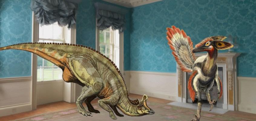 Jurassic Austen: Bellopteryx sorori, aka Jane Bennet