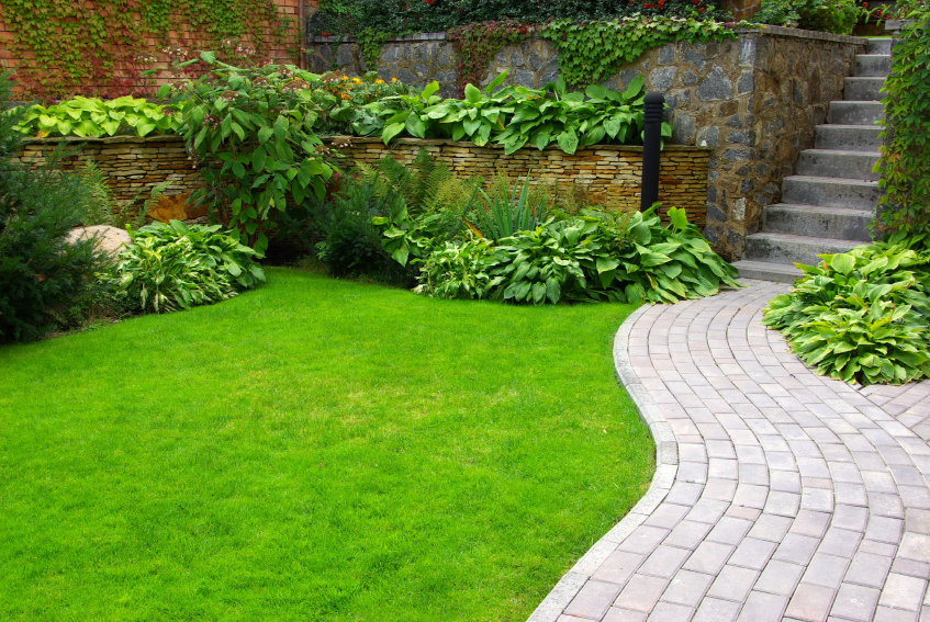 Image result for Tips When You Are Hiring Landscaping Services For Your Home Garden. istock
