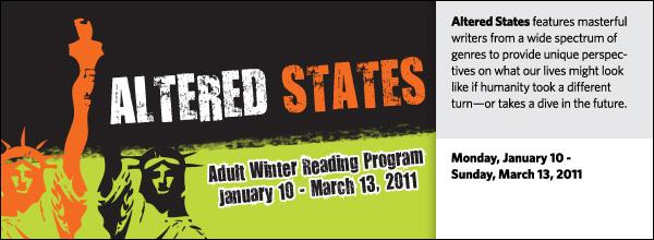 Altered States: Adult Winter Reading Program