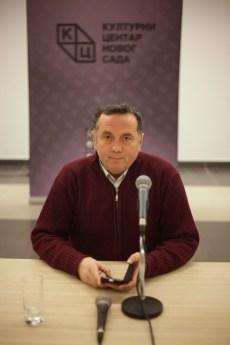 проф. др Саша Марковић