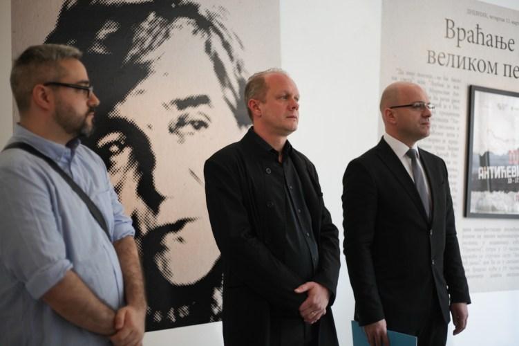 Vojislav Radovanović, Bojan Panaotović, Dalibor Rožić