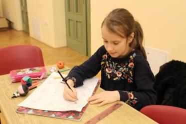 Radionica stripa sa umetnicom Marijom Šavijom (2)