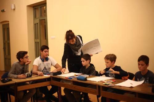 Radionica stripa sa umetnicom Marijom Šavijom (5)