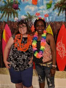 Luau Event - Kathy's Circle of Friends