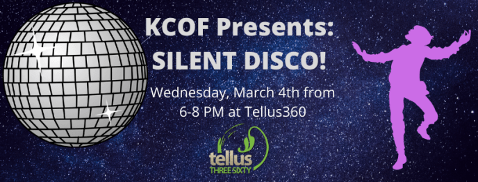 KCOF Silent Disco March 4