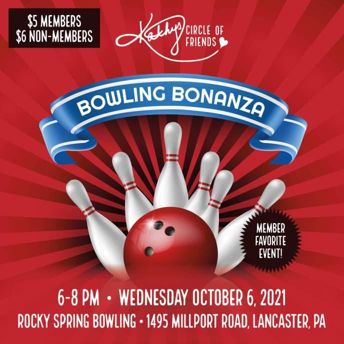 KCOF Bowling Bonanza - Kathy's Circle of Friends