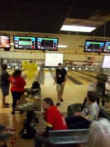 Bowling Night - Kathy's Circle of Friends