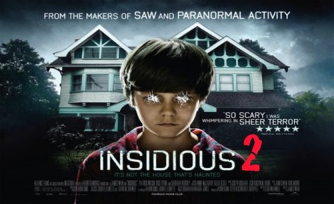 'Insidious: Chapter 2' movie review