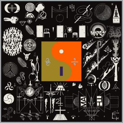 """22, A Million"" by Bon Iver"
