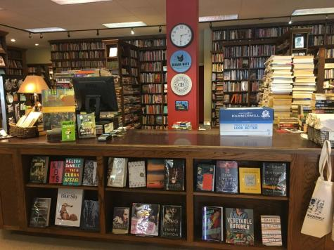 Book store's rich past influences promising future