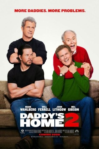 "Christmas comedy ""Daddy's Home 2"" upholds first film"